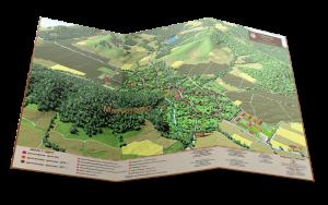 панорамни и туристически карти